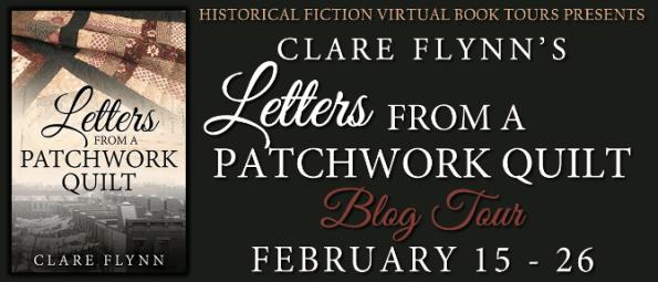 Letters from a Patchwork Quilt Blog Tour via HFVBTs
