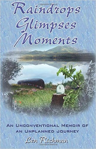 "Book Review | ""Raindrops Glimpses Moments"" by Len Richman"