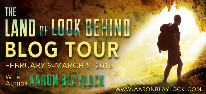 The Land of Look Behind Blog Tour hosted by Cedar Fort Publishing & Media