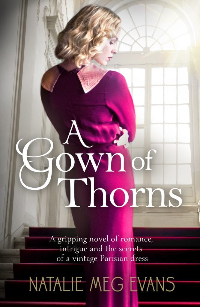 A Gown of Thorns by Natalie Meg Evans