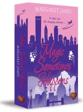 "Book Review | ""Magic Sometimes Happens"" (Charton Minster No.6) by Margaret James #ChocLitSaturdays"