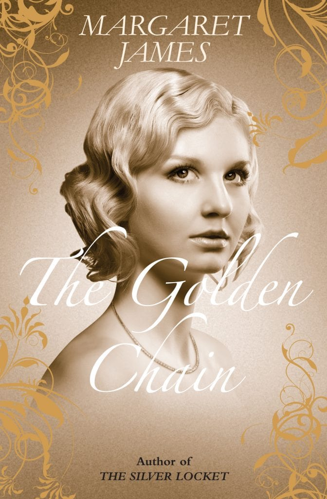 The Golden Chain by Margaret James