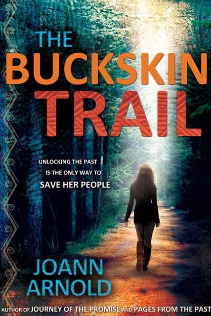 "Blog Book Tour | ""The Buckskin Trail"" by Joann Arnold"
