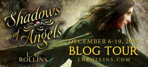 Shadows of Angels blog tour via Cedar Fort Publishing & Media