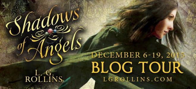 Shadows of Angels blog tour via Cedar Fort Publishing & Media