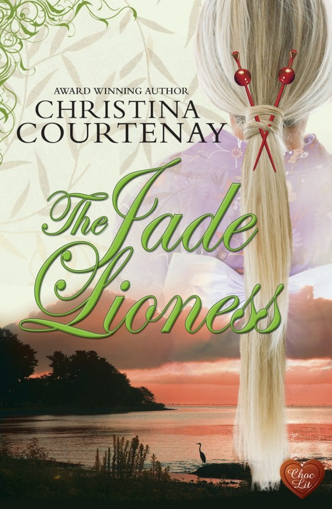 "Book Review | ""The Jade Lioness"" (Book Three of the Kumashiro Series) by Christina Courtenay via #ChocLitSaturdays"