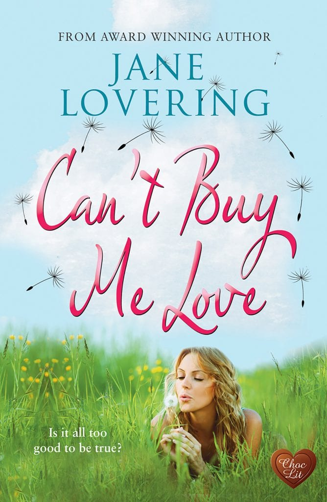 "Book Review | ""Can't Buy Me Love"" by Jane Lovering #ChocLitSaturdays"