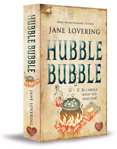 Hubble Bubble by Jane Lovering