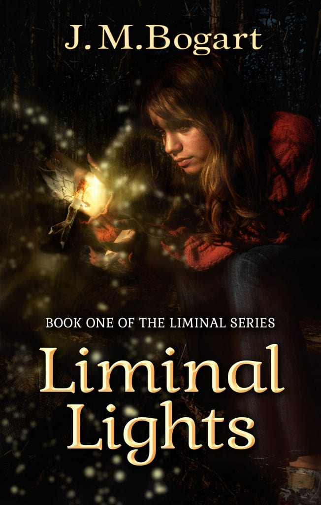 "#WyrdAndWonder Book Review | ""Liminal Lights (Book One: of the Liminal series) by J.M. Bogart"