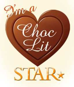 Choc Lit Star Badge provided by ChocLitUK.