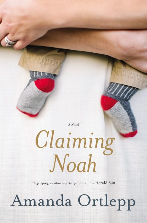 "Book Review | ""Claiming Noah"" by Amanda Ortlepp A jolt of heart-clutching emotional drama as we teeter on the brink of understanding the fuller picture of this drama!"