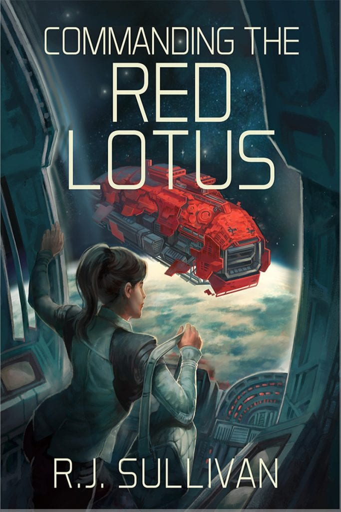 "Blog Book Tour | ""Commanding the Red Lotus"" (a novel in a triptych of novellas) by R.J. Sullivan"