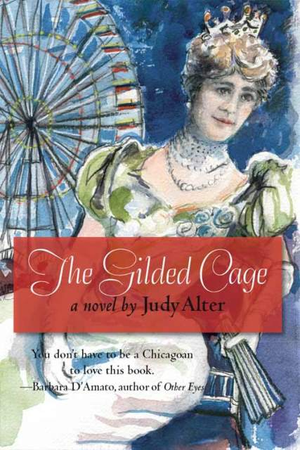 "Double Showcase (Review & Q&A) | ""The Gilded Cage"" by Judy Alter A story Jorie was inspired to read due to ancestral roots in Chicago!"