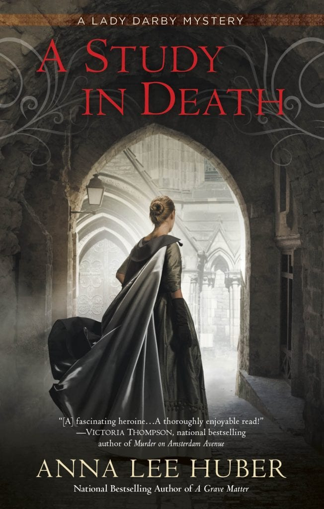 "Book Review | ""A Study in Death"" (#LadyDarby, No.4) by Anna Lee Huber"
