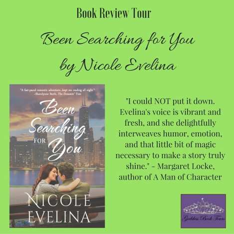 Been Searching For You blog tour via Goddess Book Tours