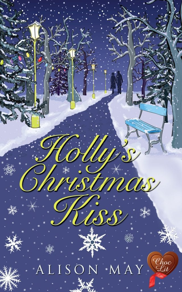 Holly Christmas Kiss