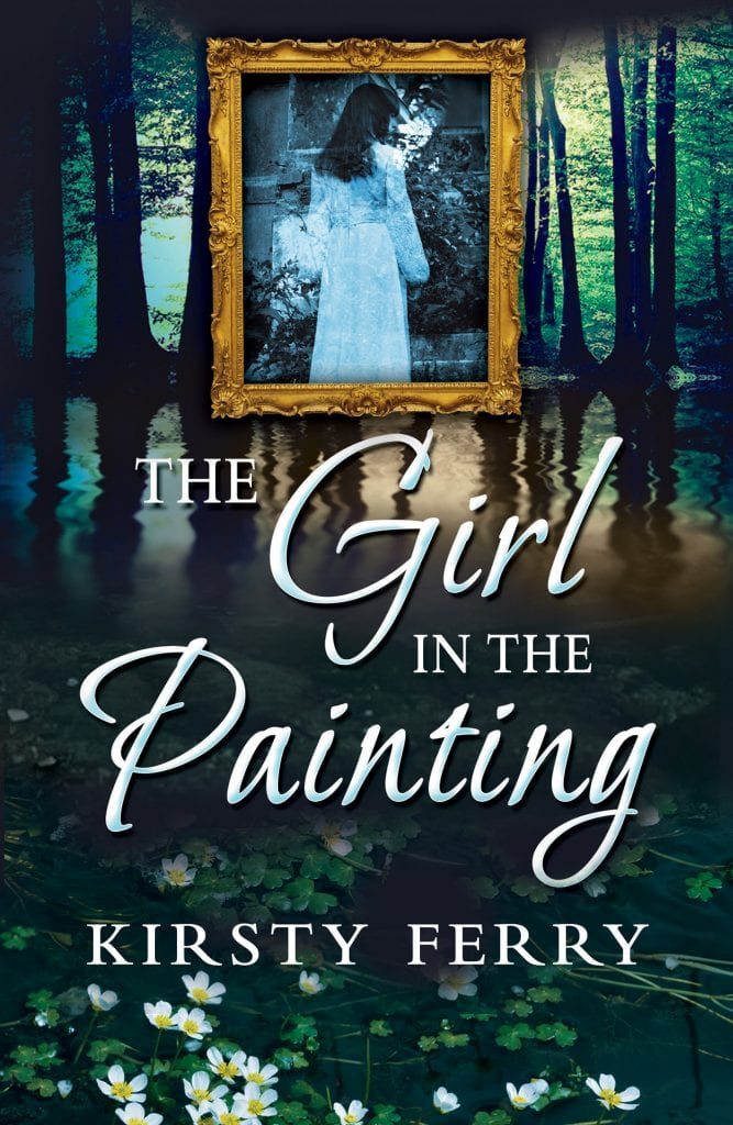 "Book Review | ""The Girl in the Painting"" (Book No.2 of the Rossetti Mysteries) by Kirsty Ferry #ChocLitSaturdays"