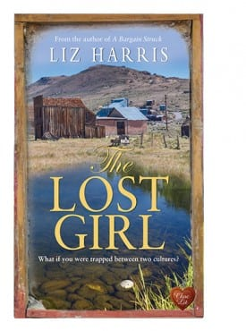 The Lost Girl by Liz Harris (paperback cover)