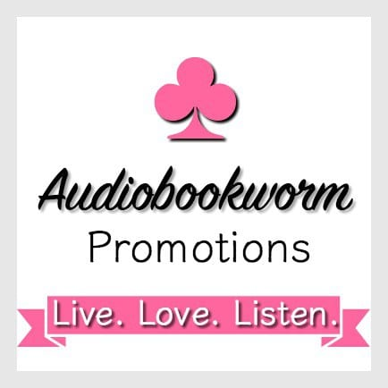 Audiobookworm Promotions Blogger Host badge