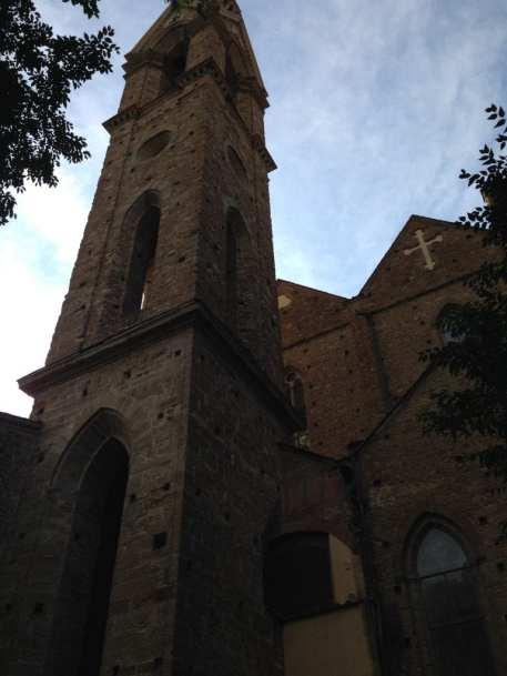 Certosa Monastery Photo Credit: E. Graziani