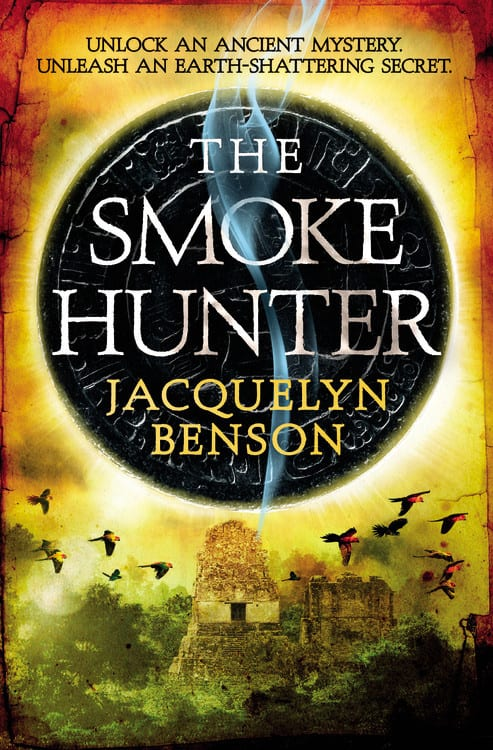 "(Not quite a) Book Review | ""The Smoke Hunter"" by Jacquelyn Benson one reader's struggle with how 'dark' fiction can become for #YALit"
