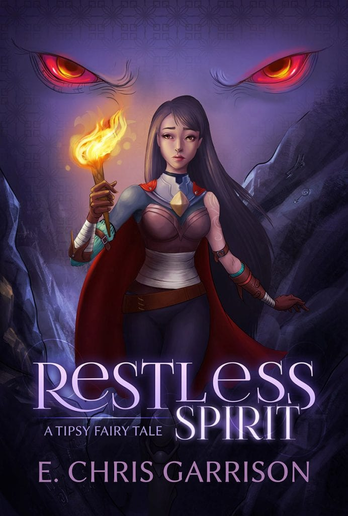 Restless Spirit by Ms Chris (E. Chris Garrison)