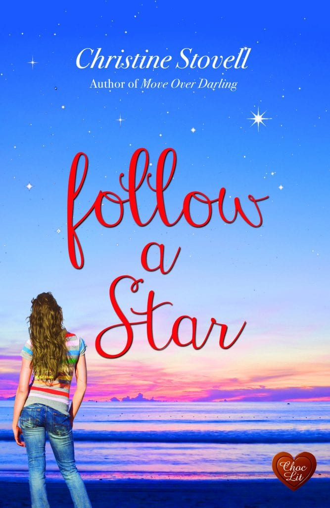 """Book Review   """"Follow A Star"""" (Book No.2 of the Little Spitmarsh series) by Christine Stovell #ChocLitSaturdays"""