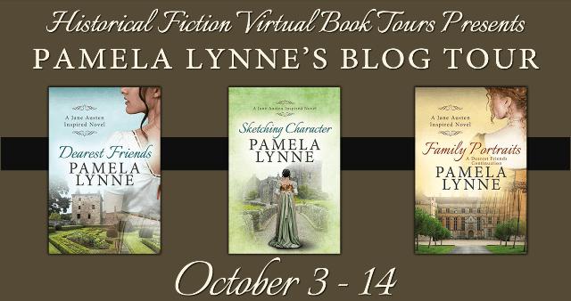 Pamela Lynne's blog tour via HFVBTs