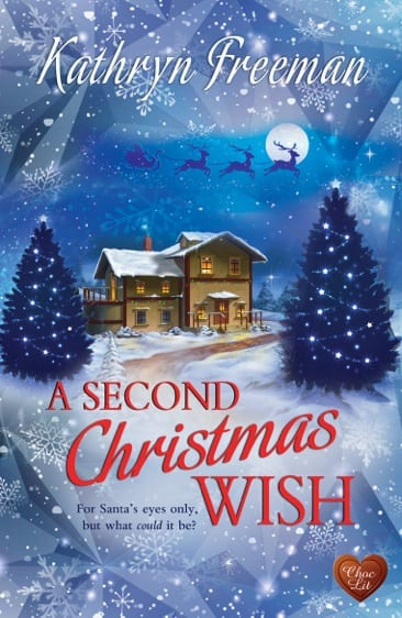 "#ChristmasReads | ""A Second Christmas Wish"" by Kathryn Freeman #JorieReads her first #ChocLit Christmas Romance whilst enjoying an extension of her holiday reads! #ChocLitSaturdays"