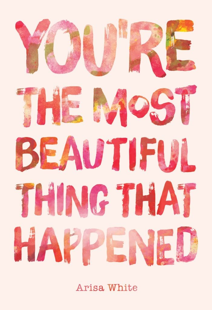 """Blog Book Tour   """"You're the Most Beautiful Thing that Happened"""" by Arisa White #poetry collection"""