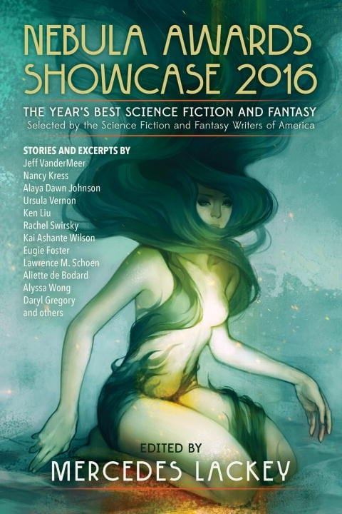 "A #WyrdAndWonder Book Review | ""Nebula Awards Showcase 2016"" (edited by) Mercedes Lackey"