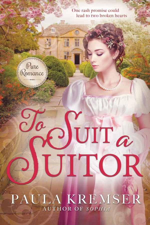 "Blog Book Tour | ""To Suit a Suitor"" by Paula Kremser by the author who wrote ""Sophia""! #JorieLovesRegencies"