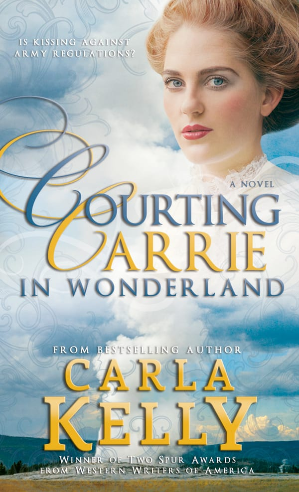 "Blog Book Tour | ""Courting Carrie in Wonderland"" by Carla Kelly"