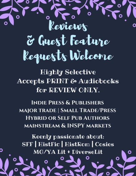 Review and/or Guest Feature Requests banner created by Jorie in Canva.