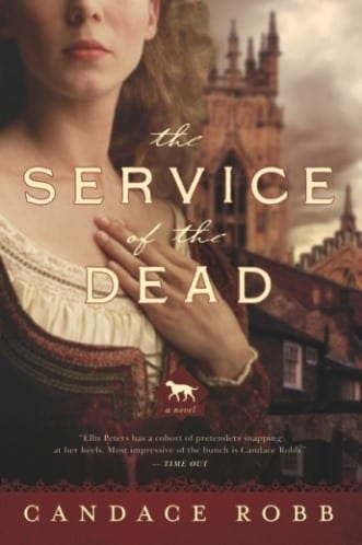 "Blog Book Tour | ""The Service of the Dead"" (Book No.1 of the Kate Clifford Mysteries) by Candace Robb An author I was must curious to read left me hungry for more of her collective works!"