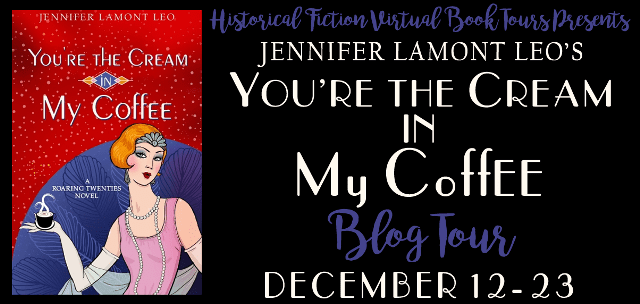 You're the Cream in My Coffee blog tour via HFVBTs.