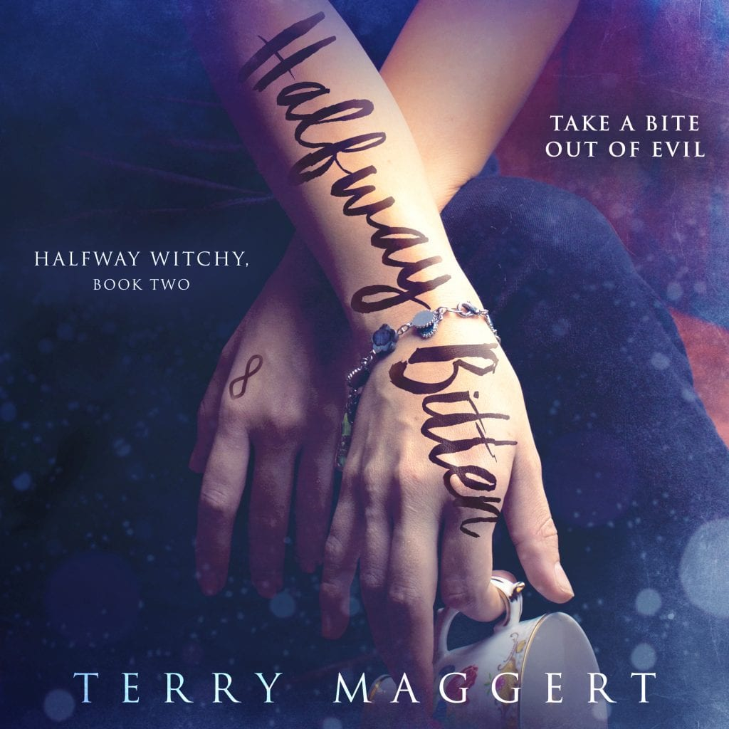 "Audiobook Review | ""Halfway Bitten: Halfway Witchy, No.2"" by Terry Maggert, narrated by Erin Spencer (aka. the #paranormal YA series Jorie is devouring!)"