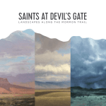 Saints at Devil's Gate by Laura Allred Hurtado and Bryon C. Andreasen