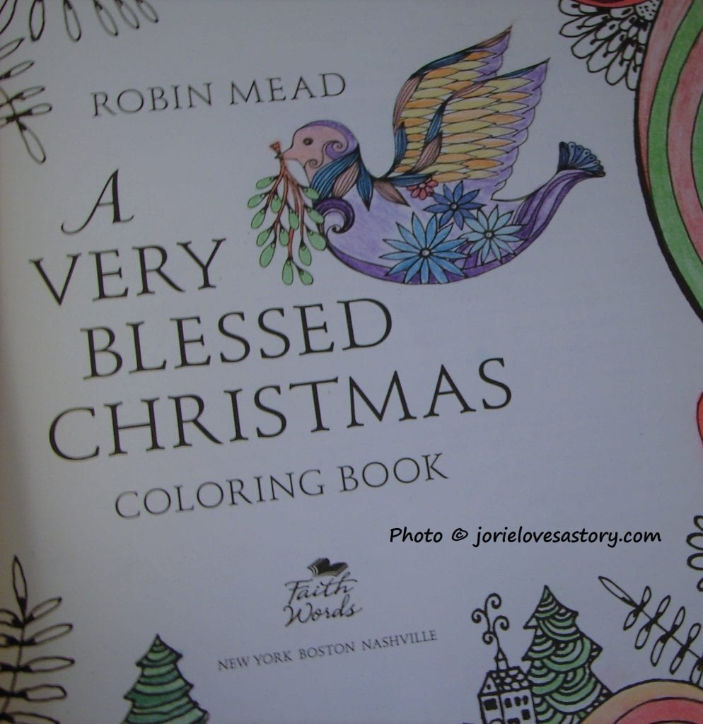 A Very Blessed Christmas by FaithWords (Hachette Books). Book Photography Credit: Jorie of jorielovesastory.com.