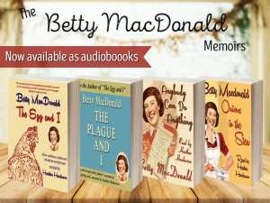 "Audiobook Review | ""Anybody Can Do Anything"" by Betty MacDonald, narrated by Heather Henderson"