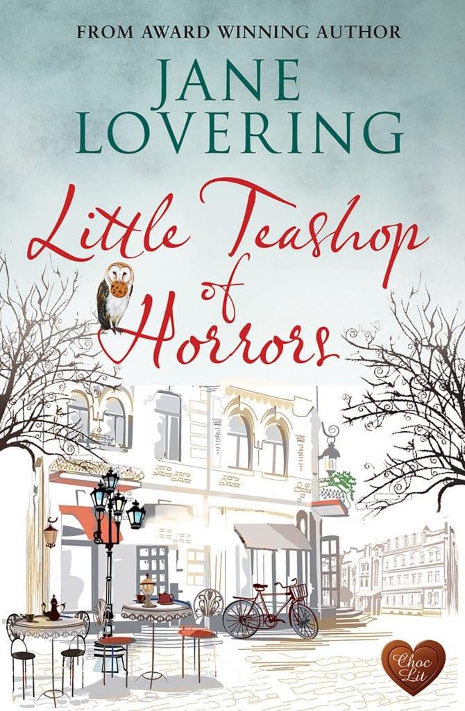 Little Teashop f Horrors by Jane Lovering