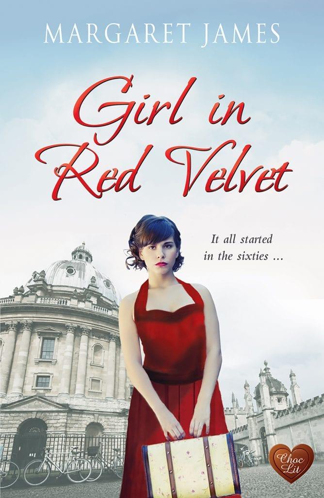 "Cover Reveal | NEW #ChocLit #HistFic the SIXTH #ChartonMinster novel: ""Girl in Red Velvet"" by Margaret James"