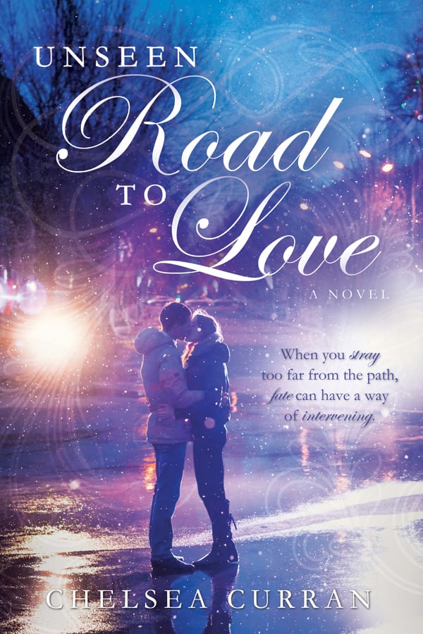 "Blog Book Tour | ""Unseen Road to Love"" by Chelsea Curran an INSPY Rom which was partially inspired by the author's own serendipitous recovery from a tragic car accident."