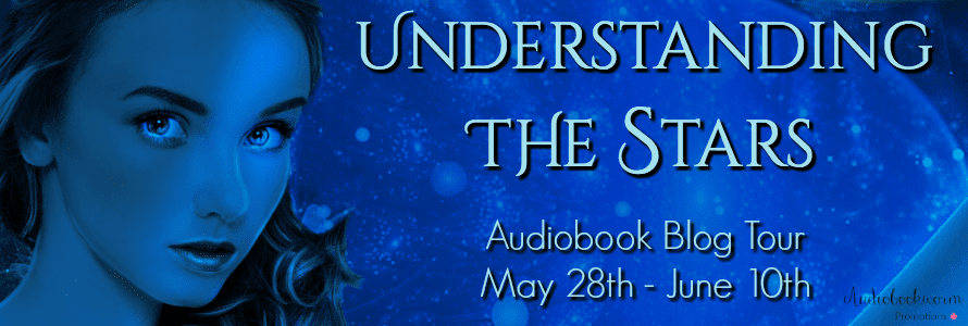 Understanding the Stars blog tour hosted by Audiobookworm Promotions