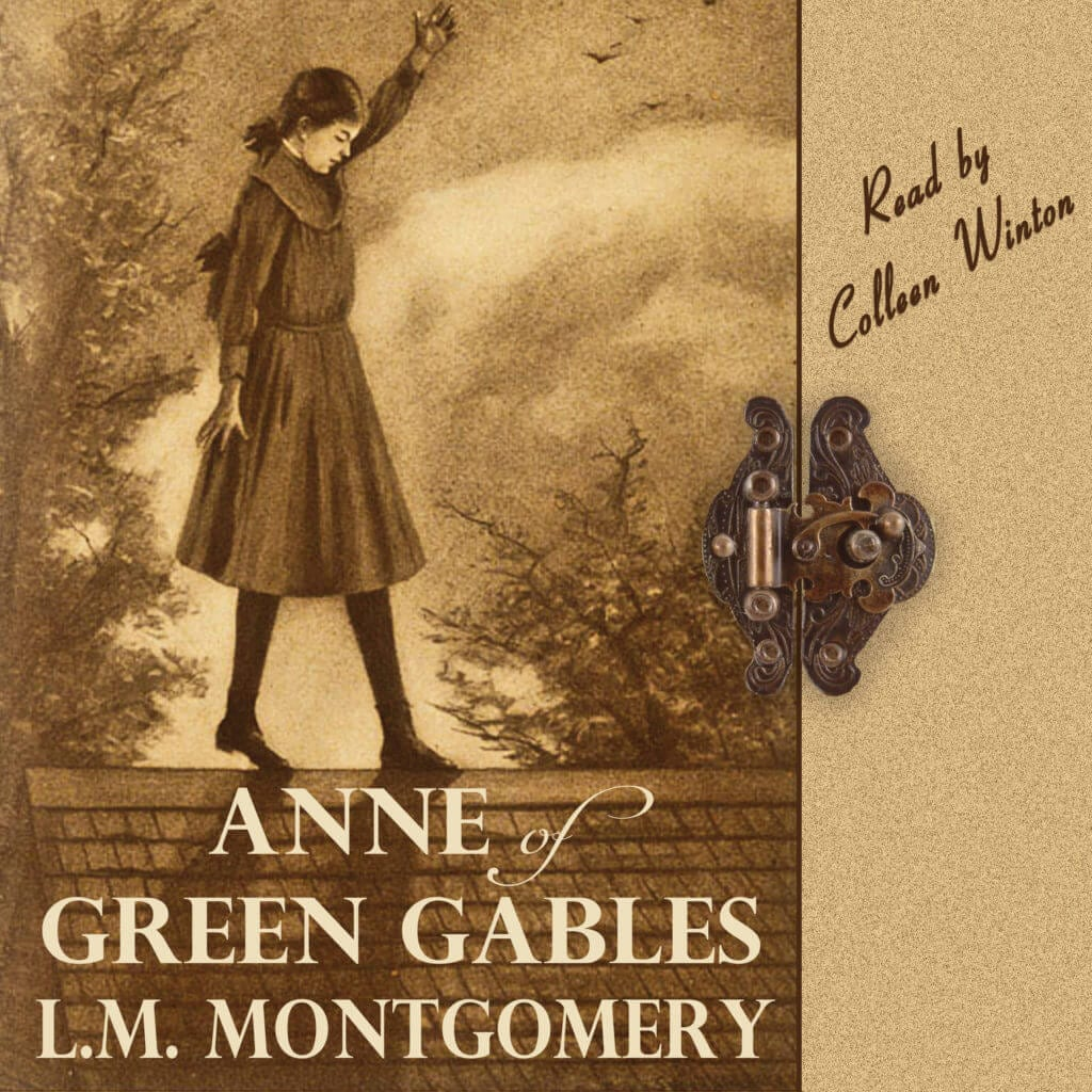 "Audiobook Blog Tour | ""Anne of Green Gables"" by L.M. Montgomery (narrated by Colleen Winton) published by Post Hypnotic Press!"
