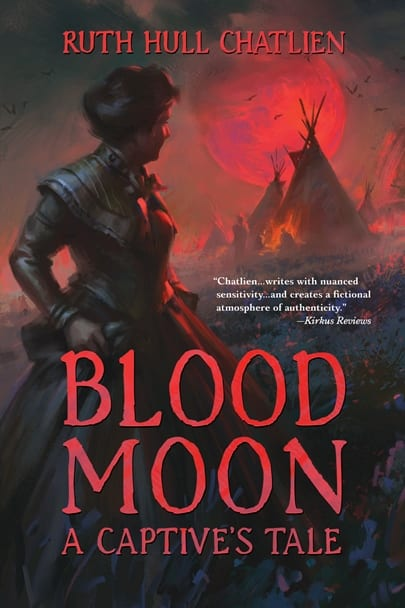 "Blog Book Tour | ""Blood Moon: A Captive's Tale"" by Ruth Hull Chatlien The sophomore release by one of my favourite Biological Historical Fiction authors!"