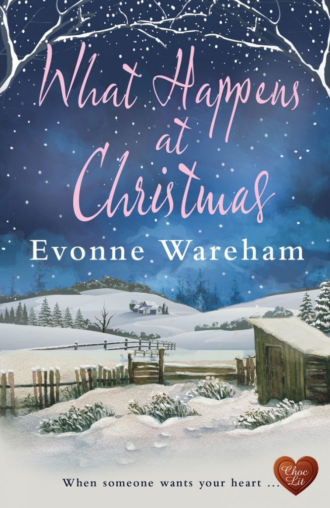 "Cover Reveal | A wicked #Suspense for #Christmas: ""What Happens at Christmas"" by Evonne Wareham!"