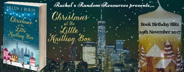 Christmas at the Knitting Box blog tour via Rachel's Random Resources