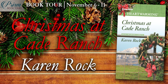 Christmas at Cade Ranch blog tour via Prism Book Tours