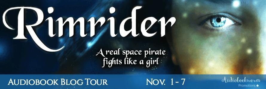Rimrider blog tour via Audiobookworm Promotions